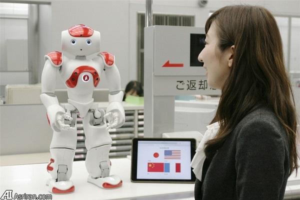 شغلهایی که رباتها قصد اشغال آنها را دارند!