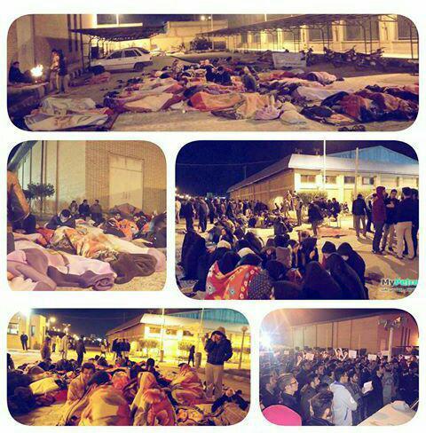 اعتراض دانشجویان آبادان/ بهترین فیلم کوتاه سال 2015/ چهار حسرت مدیران بزرگ