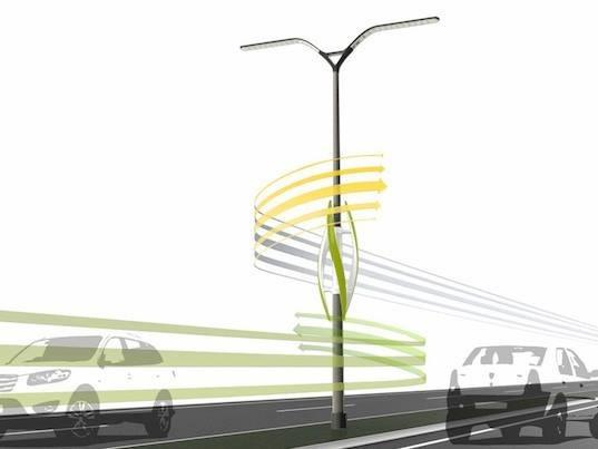 اختراع روشی جدید برای استفاده از انرژی باد
