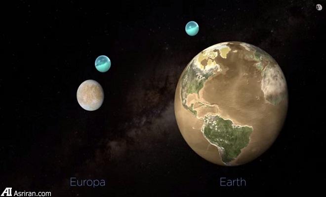 دنیاهایی که به بزرگی زمین طعنه می زنند!