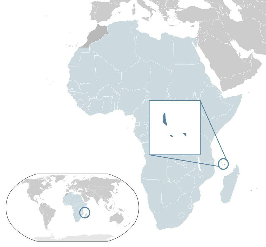 کومور روابط دیپلماتیکاش را با ایران قطع کرد