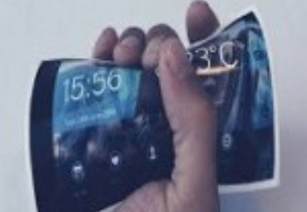تلفن همراه را تا کنید و در جیب بگذارید