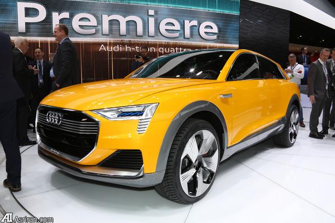نگاهی گذرا به نمایشگاه خودرو دیترویت 2016