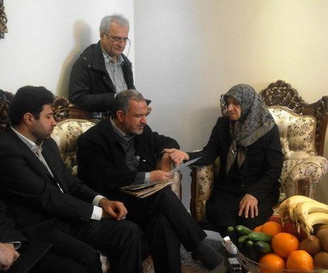 نخستین بانوی چترباز ایرانی در چه حالی است؟ (+عکس)