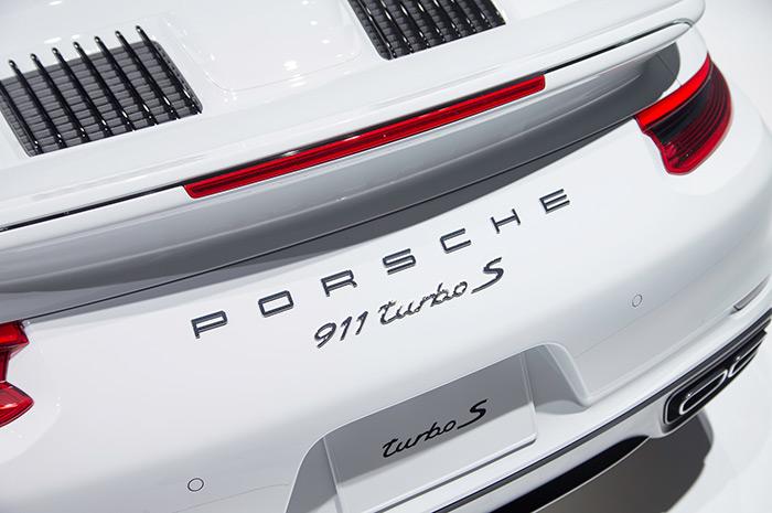 پورشه 911 توربو و توربو اس 2017 معرفی شد