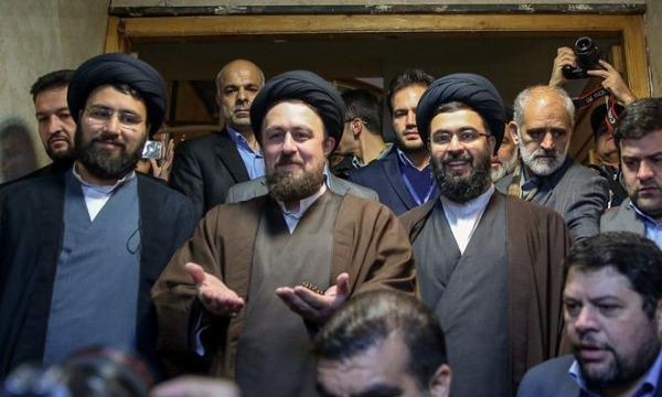 صلاحیت سید حسن خمینی تایید شد