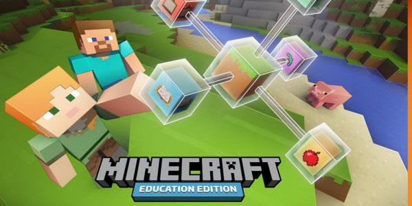 مایکروسافت از نسخه آموزشی Minecraft رونمایی کرد