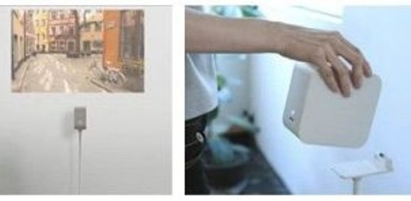 کوچکترین ویدئو پروژکتور دنیا ساخته شد