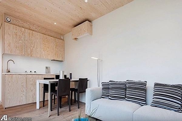 خانههای آینده؛ ارزان، جمع و جور و زیبا