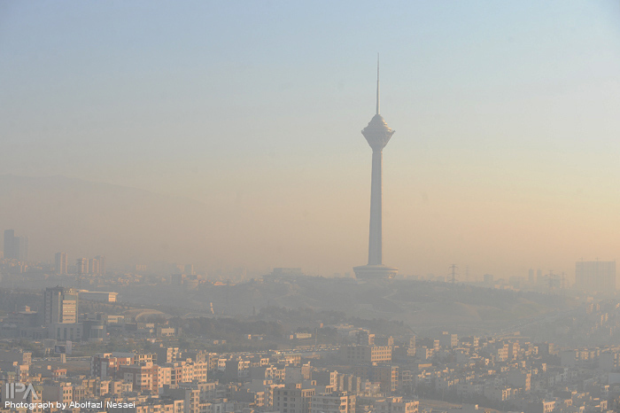 538577 395 افزایش ۲۰ تا ۳۰ نفری مرگ و میر در روزهای آلوده تهران