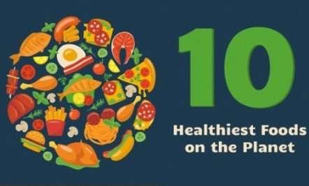 سالم ترین خوراکی های سیاره زمین