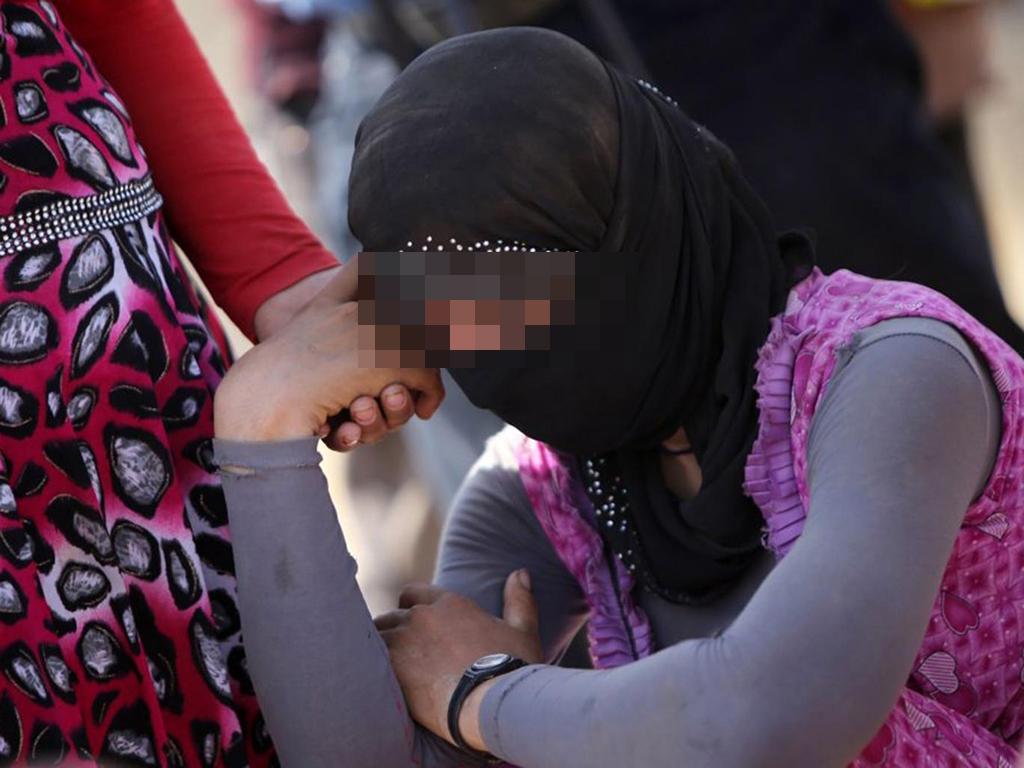 هشت فرمان داعش برای نحوه رابطه با بردگان جنسی