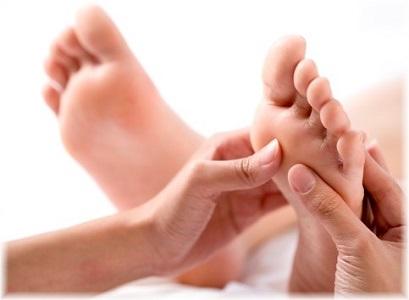 فواید بی نظیر ماساژ پاها قبل از خواب
