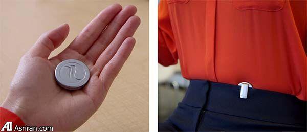 کاهش استرس با گجت پوشیدنی هوشمند «پرانا»