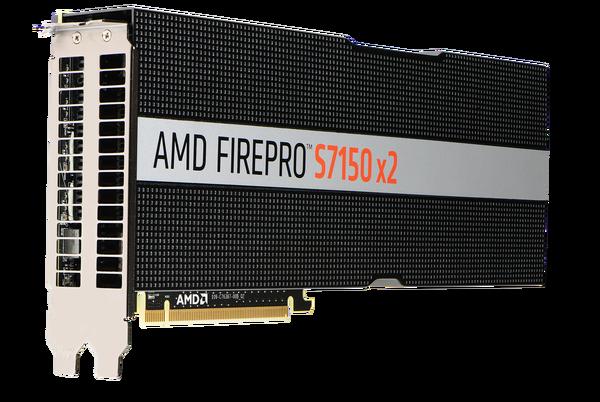 کارت گرافیک مجازی AMD برای نمایش قدرت آمد!