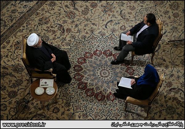 روحاني: نباید شائبه مهندسی شدن انتخابات در ذهن هیچ کسی پیش بیاید / مردم در انتخابات مشارکت حداکثری داشته باشند