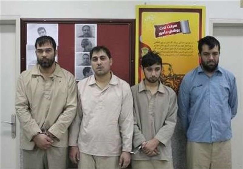 درخواست پلیس تهران برای شناسایی مامور نماها (+عکس)