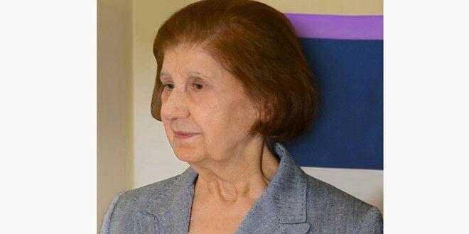 مادر بشار اسد درگذشت