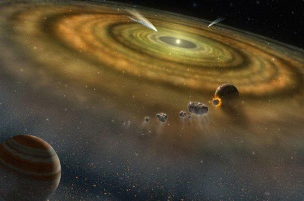 ابعاد جدیدی از منظومه شمسی آشکار شد