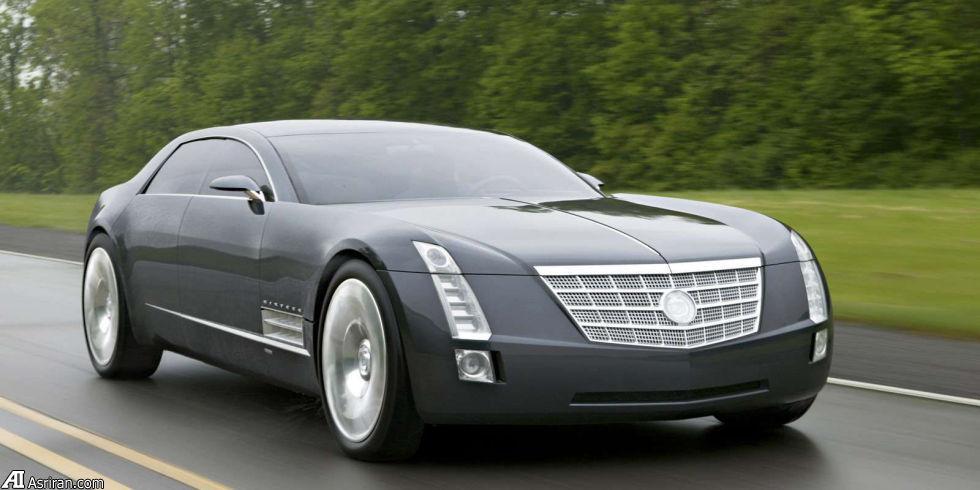 خودروهای مفهومی که آرزو داشتیم وارد خط تولید شوند