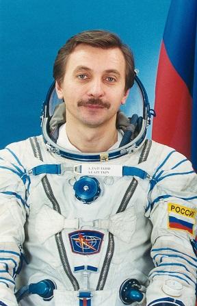 فضانورد روس به ایران سفر می کند (+عکس)