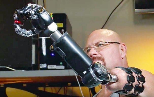 پیشرفته ترین دست مصنوعی جهان ساخته شد