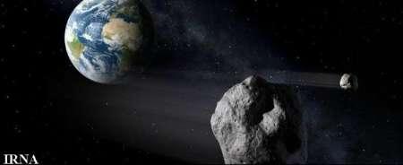 عبور سیارک از نزدیک زمین در ماه آینده
