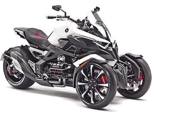 موتورسیکلتهای جدید هوندا