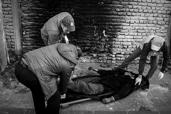 شهرداری: 3 کارتن خواب از اوردوز فوت کردند، نه سرما