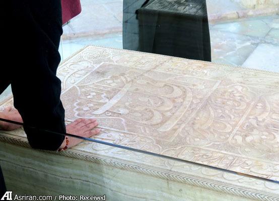 گزارش سفر یک خبرنگار آمریکایی به مقبره حافظ(+عکس)