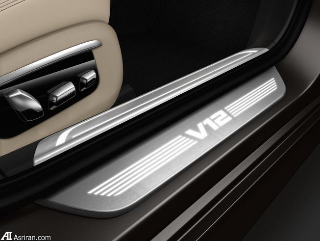 بامو M760i xDrive؛ تجمل با چاشنی قدرت