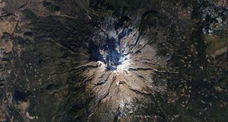فجایع طبیعی از فضا در قاب تصویر