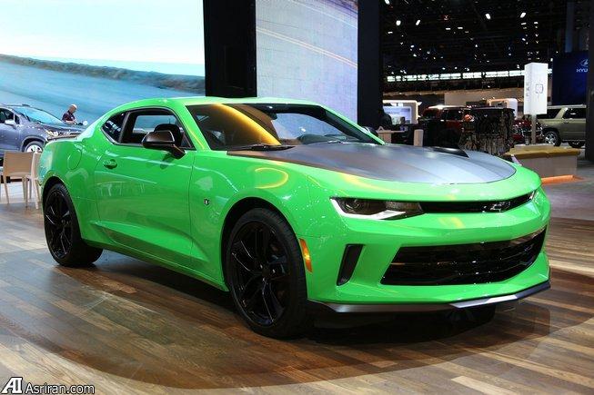 نگاهی گذرا به نمایشگاه خودرو شیکاگو 2016