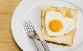 به خاطر قلبتان روزی یک تخم مرغ بخورید!