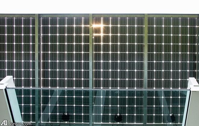خانهای که از نور خورشید و هیدروژن نیرو می گیرد