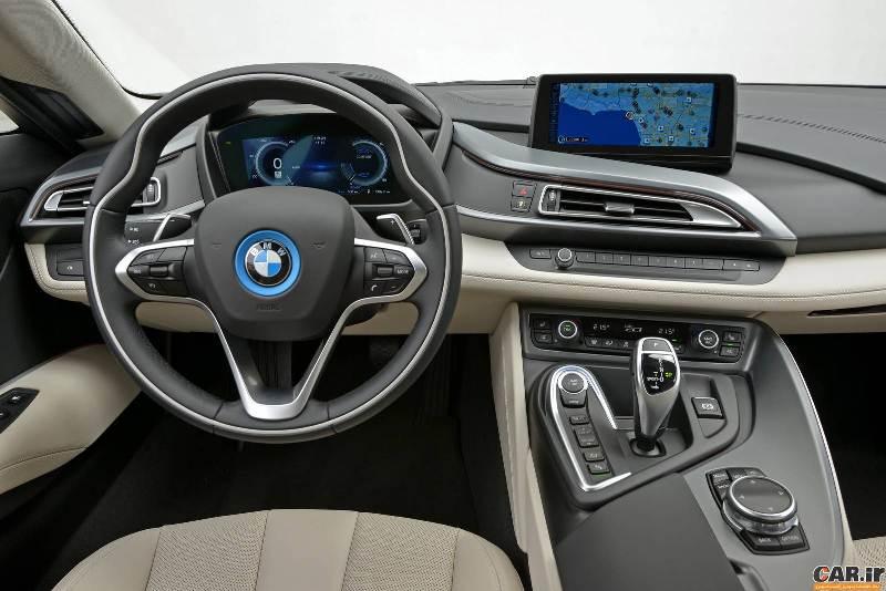 افزایش نیم میلیارد تومانی قیمت BMW i8 با پلاک ملی