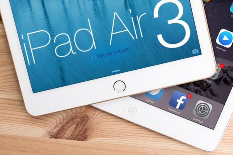 آیپد ایر ۳ در مراسم ۲۴ اسفند اپل معرفی میشود