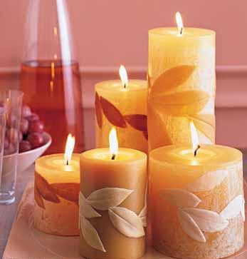 شمع های معطر خطرناکند!