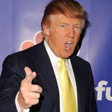 کابوی بازی نامزد جمهوریخواه آمریکا : هفت تیر هم بکشم رایم نمی شکند