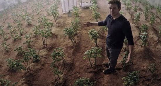ناسا می خواهد در مریخ سیب زمینی بکارد!