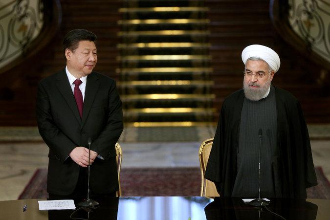 چین جای پای خود را در ایران پسا تحریم سفت می کند
