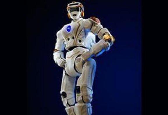 اولین ربات انسان نما به فضا می رود