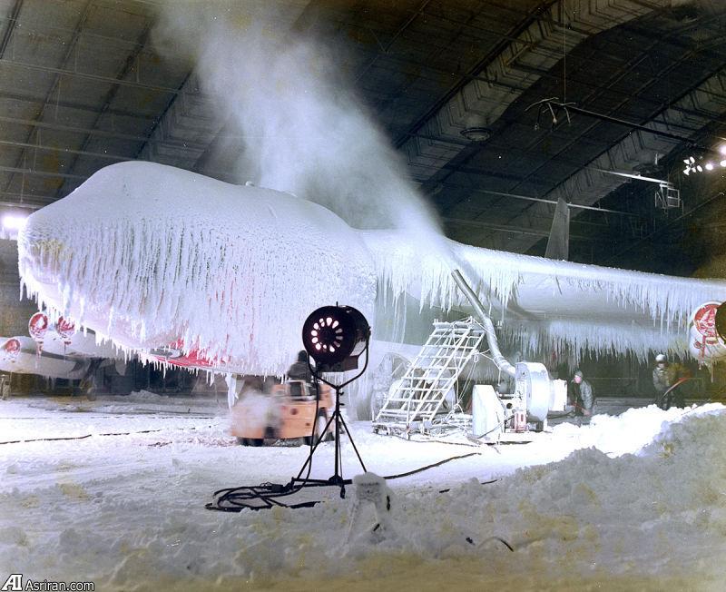شکنجهگاه هواپیماهای پنتاگون!
