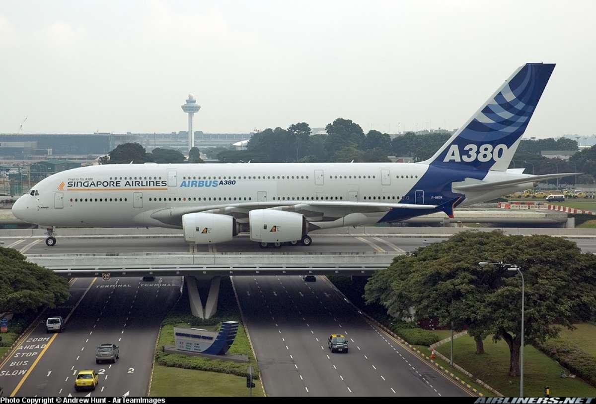 هواپیمای ایرباس  A380 بزرگترین هواپیما جهان در راه ایران (+ عکس)