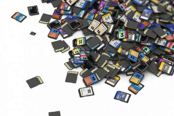 راه تشخیص کارت های microSD تقلبی از اصلی