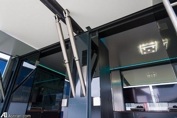 «کیوباکس»؛ اتاقک خورشیدی آیندهنگر