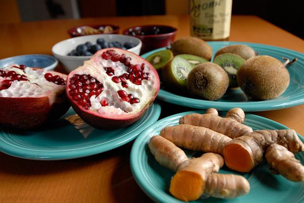 خوراکیهایی برای تسکین درد
