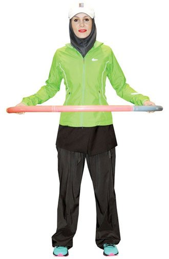کوچک کردن شکم و پهلو در خانه با ارزانترین ورزش