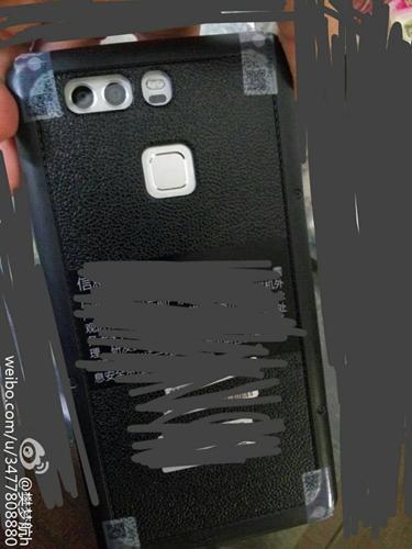 تصاویر جدیدی از هواوی پی 9 فاش شد
