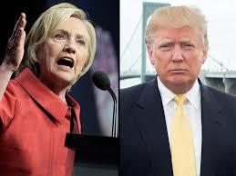 """ترامپ و کلینتون در """"سه شنبه بزرگ"""" کار را تمام میکنند؟"""
